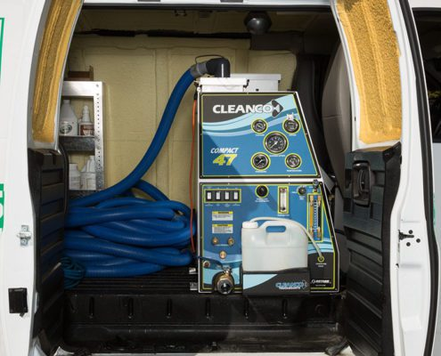 our equipment used to clean your carpets
